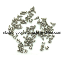 Self Tapping Screw with Fine Tip Zp for Pencil Sharpener/China screw factory,China screw manufacturer