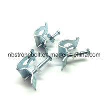 Drive Pin with Angle Ceiling Clip, Shooting Nail/China shooting nail factory,China shooting nail manufacturer