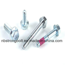 Hex Bolt with Flange DIN6921/China flange bolt factory,China flange bolt manufacturer