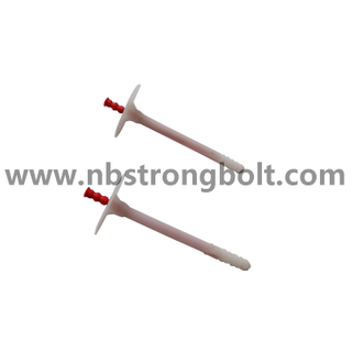 Heat Preservation Nail/Plastic Insulation Fixing Nail/China Fixing Anchor Manufacturer