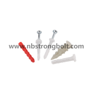 Nylon Anchor Yzp 5X45/China nylon anchor factory/anchor nail ,China anchor screw factory