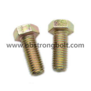 Hex Bolt ASTM/ANSI with Yzp,China bolt factory ,China bolt manufacturer
