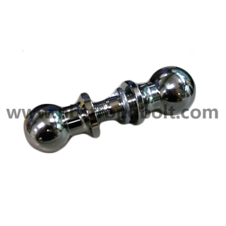 China Hitch Ball (Accept customization) HB-LT 026a / China Hitch Ball factory,China Hitch Ball manufacturer