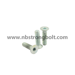 Hex Socket Bolt with Zp,China socket bolt factory,China bolt manufacturer