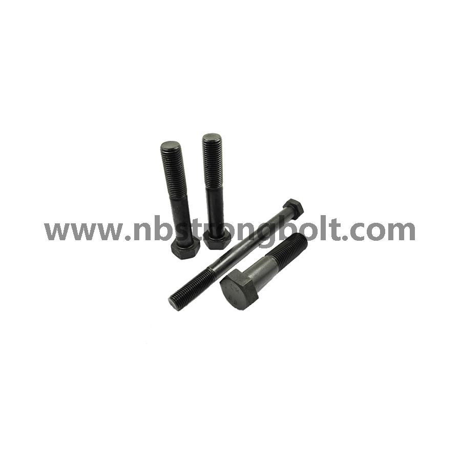 Hex Bolt Cl. 10.9 Black/China hex bolt factory,China hex bolt manufacturer