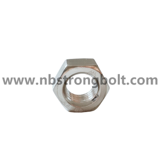 High Quality Stainless Steel A4 Hex Nut DIN934/China Stainless Steel A4 Hex Nut factory/ China Stainless Steel A4 Hex Nut manufacturer