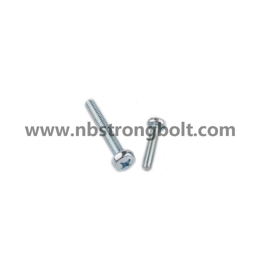 Ph Cross Recessed Raised Cheese Head Screw DIN7985/China screw factory,China screw manufacturer