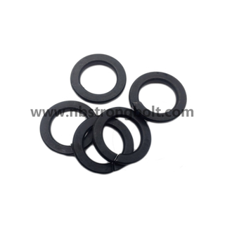 DIN127B Spring Lock Washer with Black Oxid M27/Spring Lock Washer DIN127B,China Washer factory,China washer manufacturer