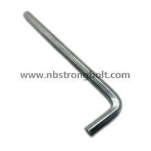 Hex Wrench, Hex Allen Key with Zinc Plated/China allen key/wrench factory,China spanner/wrench factory