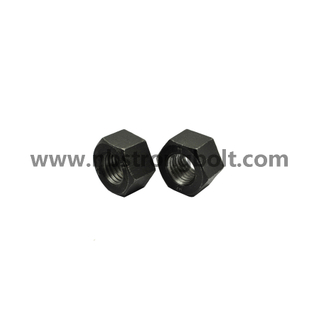 Hex Nut, Nut DIN934 with Black China nut factory ,China nut manufacturer