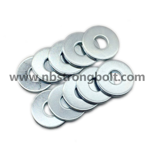 F436 Flat Washer with Zinc Plated,China washer factory ,China washer manufacturer
