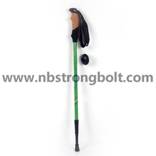Trekking pole Outdoor Professional Aluminum Alloy Resistance Walking Stick,trekking pole/China profession trekking pole stick,China trekking pole factory