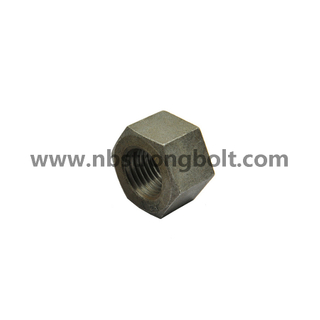 Heavy Hex Nut 2h Yellow Zinc Plated,China nut factory ,China nut manufacturer