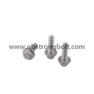 Hex Flange Head Bolt DIN6921/DIN6922,China flange bolt factory ,China flange bolt manufacturer