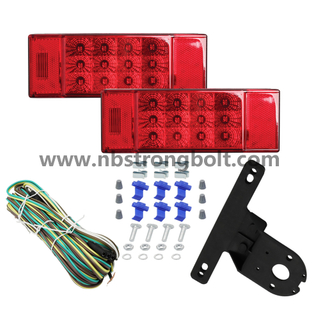 Truck LED Trail Light Kits Ltlk 002/China truck lights factory,China truck lights manufacturer