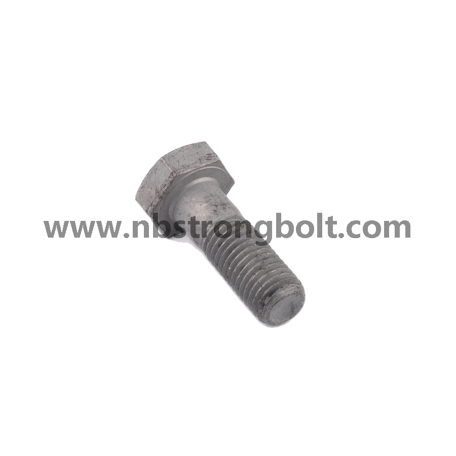 Hex Bolt Gr. 2 HDG China/China hex bolt factory,China hex bolt manufacturer