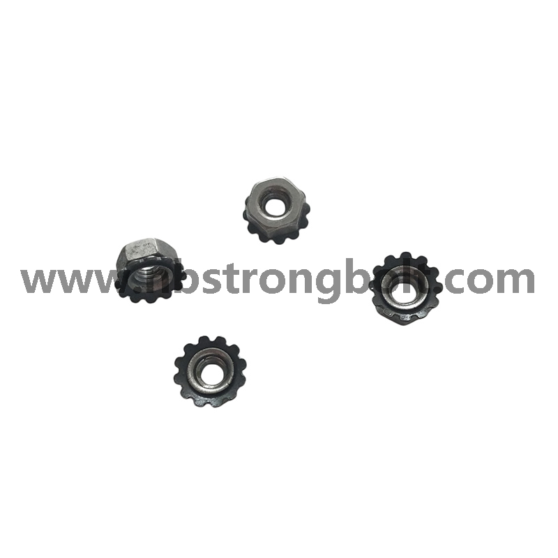 Keps Nut / Special Nut / Lock Nut /Hexagon Flange Nut with Tooth