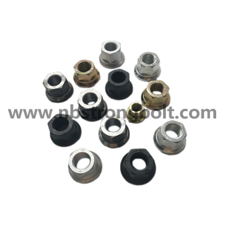 Accept OEM Nonstandard Size Standard Fastener Wheel Nut with Dacromet