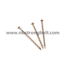 Galvanized Floor Nails with Color Zinc Plated/China floor nails factory,China floor nails manufacturer