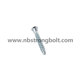 Flat Point Confirmat Screw with Pz/China Confirmat Screw factory,China screw factory