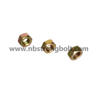 Hex Nut, Nut Cl. 10h,China nut factory ,China nut manufacturer