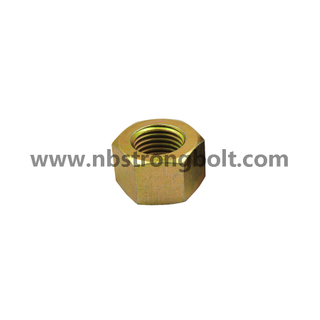 DIN934 Hex Nut Class 8 with Black M10/China hex nut factory,China hex nut manufacturer
