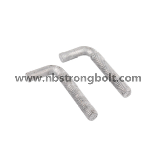 Special Bolt L Bolt with HDG/China special bolts factory,China special bolts manufacturer