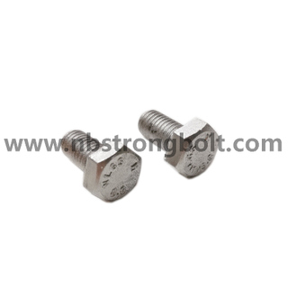 DIN933 Hex Bolt Cl.8.8 With Dacromet 500/ China hex bolt factory /China bolt manufacturer