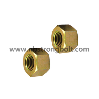 Hex Nut Cl. 10h with Yzp,China nut factory ,China nut manufacturer,China supplier