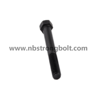 Hex Bolt ASTM/ANSI Gr. 2/5/8 Black