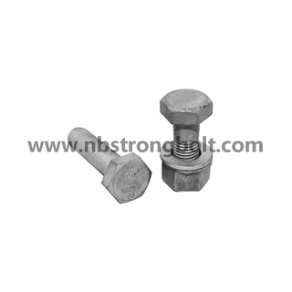 Heavy Hex Structure Bolt A325m H. D. G./China hex bolt factory,China hex bolt manufacturer