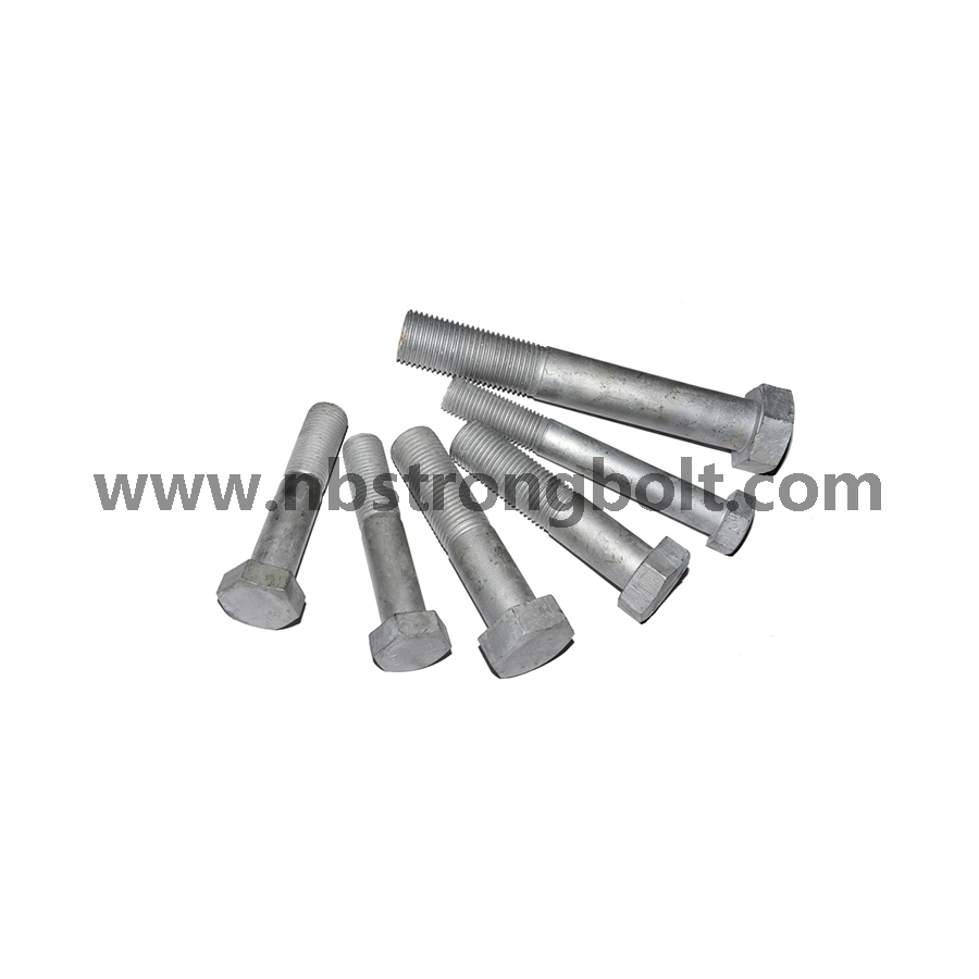 Hex Bolt with H. D. G. Hexagon Bolt,China hex bolt factory,China hex bolt manufacturer