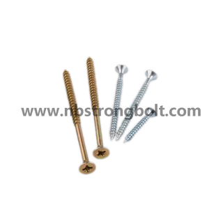 Chipboard Screw Full Thread with Yzp/China chipboard screw factory,China chipbopard screw manufacturer