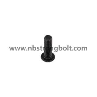 DIN7991 Cl. 8.8 Black Oxid Hexagonal Socket Countersunk Head Cap Screw/China hex socket screw factory,China screw manufacturer