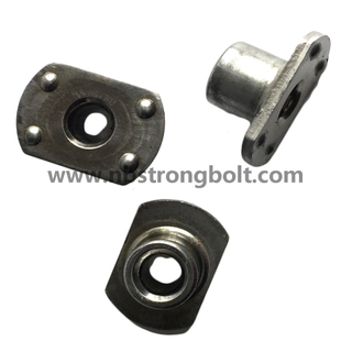 Car welded Nuts, Custom-Made Nuts, Special Nuts Customized, CNC Nut, Non-Standard Parts, Non-Sign Heterogeneous Type
