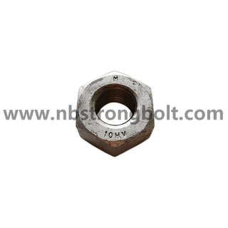 EN14399-4 Hex Nut Cl.10 With HDG/China customized nut factory China custonmized nut manufacturer
