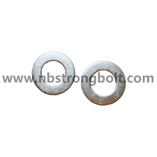 Plain Washer ISO 7089_HV300 With HDG/China Washer factory,China washer manufacturer
